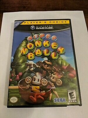 Super Monkey Ball for Nintendo Gamecube, Complete & Tested, Player's choice