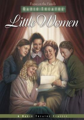Radio Theatre: Little Women by Philip Glassborrow (2004, CD, Adapted)