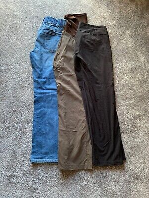 Maternity Pants x3 - Size 12