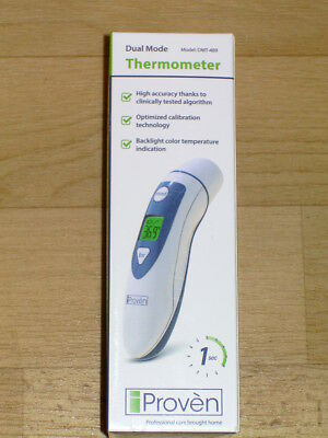 Ohr Stirn Kinder Fiberthermometer Ohrthermometer Baby Infrarot Thermometer Neu