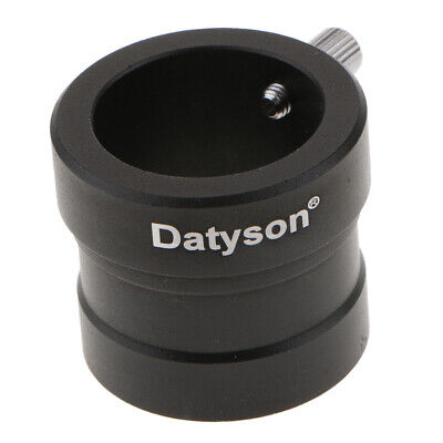 """Telescope Eyepiece Adapter 1.25 inch to 0.965"""" / 31.7mm to 24.5 mm Adaptor Assy"""
