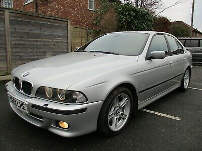 BMW 530i Sport E39 petrol auto 2001 96K and only 3 owners