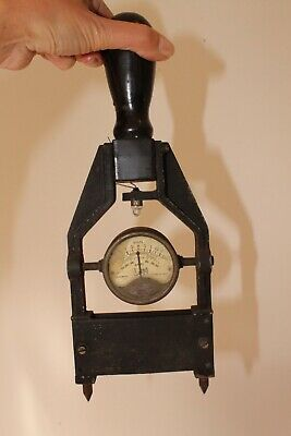 Vintage Legg Battery Car Tractor Discharge Tester Automobila Prop Display