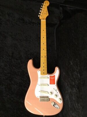 Fender: Electric Guitar MADE IN JAPAN TRADITIONAL 58 STRATOCASTER