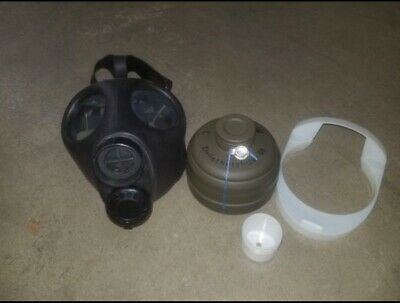 NEW Israeli Kids Civilian Gas Mask & Standard Emergency Childs