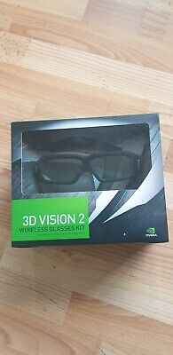 Nvidia 3D 2  Vision Glasses, for gaming and movie nights
