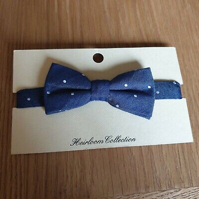 John Lewis Boys Bow Tie BNWT Size Medium//Large