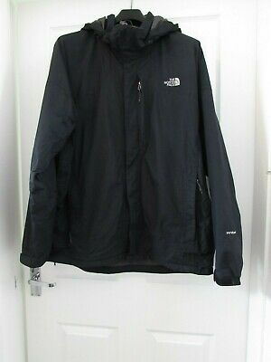 The North Face Men's Hyvent Waterproof Coat Jacket With Hood Lightweight Size Xl