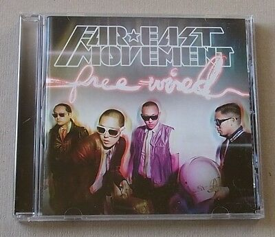 CD : FAR EAST MOVEMENT 'Free wired' - top!!!