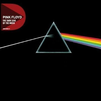 2CD Pink Floyd -DARK SIDE OF THE MOON + Live At The Empire Pool 1974 (BRAND NEW)