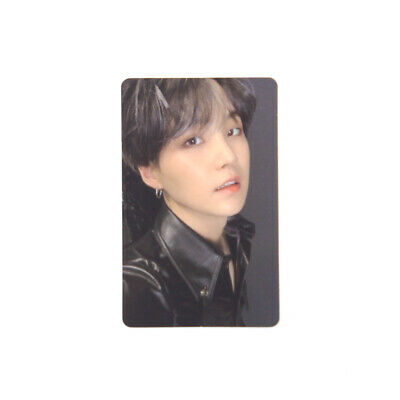 [BTS] MAP OF THE SOUL : 7 Album / On / Version. 2 Official Photocard - Suga
