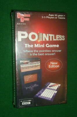 pointless the mini game - brand new sealed