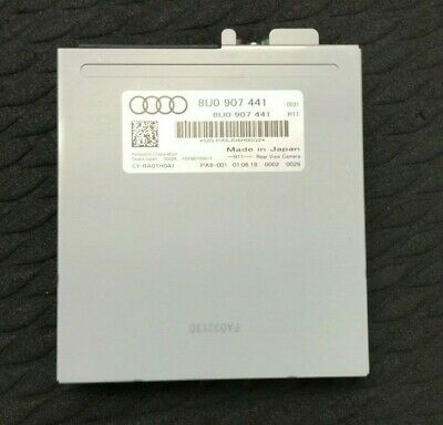 New Genuine Audi Q3 RSQ3 Reversing Camera System Control Unit 8U0907441