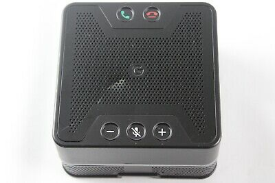 Google Hangouts Meet SpeakerMic Model G017A (No Cords) - Minor Dent(s)