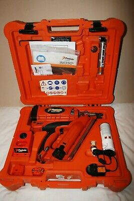 Paslode IM350+ 1st fix Nail Gun - SERVICED & CLEANED - Framing Nailer
