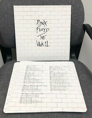 Pink Floyd The Wall 180 Gram Vinyl 2LP (VG)
