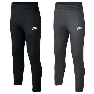 Nike SB Solid Therma-Fit logo children tracksuit bottoms training sports boys pa
