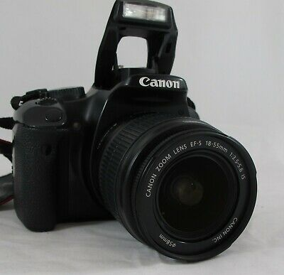 Canon EOS 450D mit EF-S 18-55mm II IS