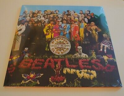 """The Beatles Sgt. Pepper's Lonely Hearts Club Band 12"""" Vinyl New"""