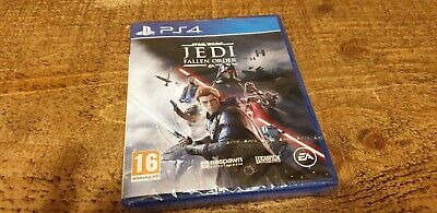 Star Wars Jedi Fallen Order (PS4)  BRAND NEW AND SEALED - QUICK DISPATCH