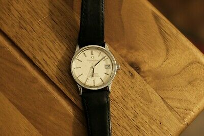 Vintage Omega Constellation Watch Stainless Steel Automatic Chronometer Warranty