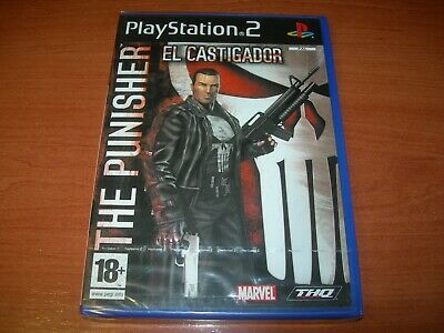 The Punisher El Castigador Ps2 (Pal España Precintado)