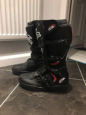 W2 Motocross Enduro Boots  UK8 42 New