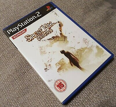 Silent Hill Origins for Sony PS2 Playstation 2 PAL - Complete, Very Good Cond.