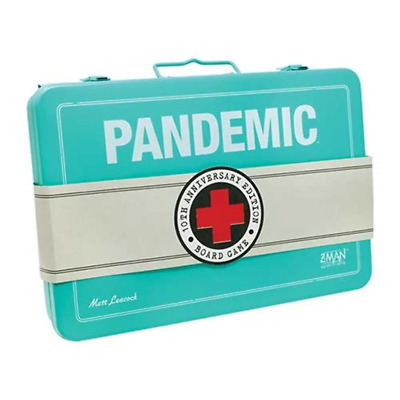 Pandemic 10th Anniversary Edition Board Game - Special Edition