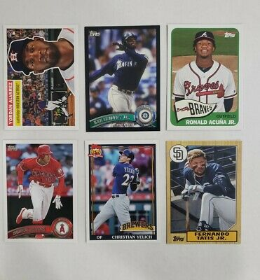 2020 Topps Series 1 Topps Choice U Pick Your Card, Complete Your Set, Insert