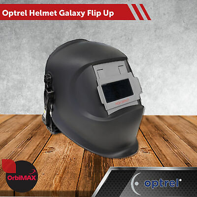 Optrel 1000.580 Helmet Galaxy Flip Up Welding Shield Hardhat AUS 3/10 & 3/11