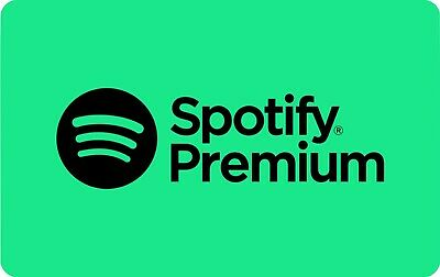 Spotify Premium Account 12 months 1 year warranty Full Access Instant Delivery
