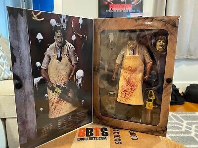 UNOPENED Neca Toys Leatherface The Texas Chainsaw Massacre Action Figure