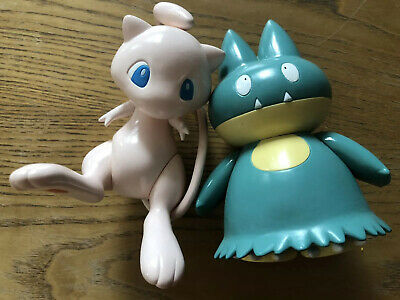 Vintage 2006 Pokemon Action Figures Mew Nintendo