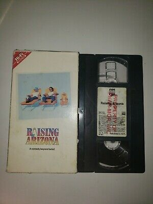 Raising Arizona VHS CBS FOX