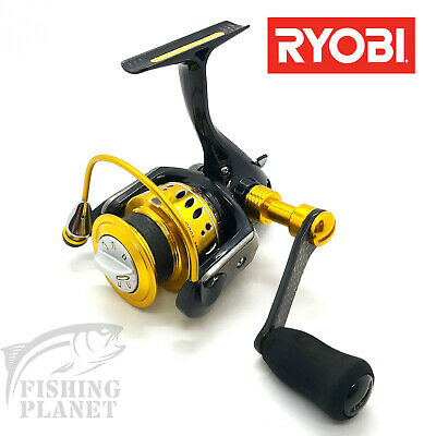 Spinning Rolle front-drag Frontbremse Ryobi Applause FD