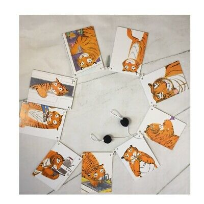 The Tiger Who Came To Tea Bunting