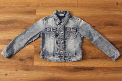 NEXT girls denim jacket 8 years *I'll combine postage*(28)