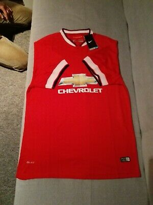 Manchester united football t shirt, size XL, brand new with Tag