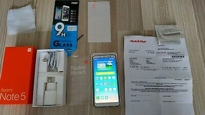 Xiaomi Redmi Note 5- 64GB - Blau