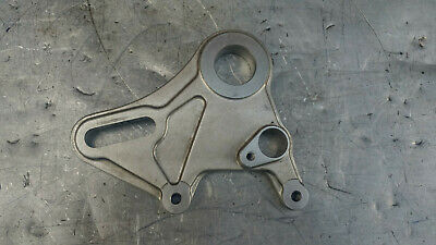Ducati 999 R 749 S Rear Brake Caliper Mounting Carrier Bracket Plate 2003 - 2006