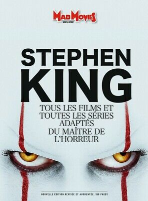 MAD MOVIES Classic Hors-série N°50 - STEPHEN KING