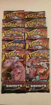 Boosters pokemon