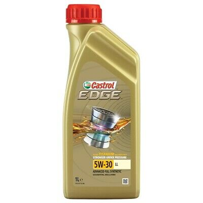 Castrol Edge Professional Longlife III 5W-30 Engine Oil 1 LTR VW504.00 VW507.00