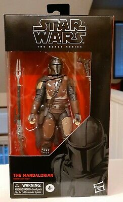 The Mandalorian Star Wars The Black Series