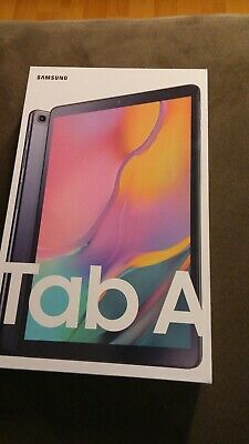 Samsung Galaxy Tab A 10.1 (2019) SM-T510 32GB WIFI/WLAN black Android Tablet WOW