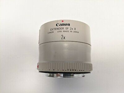 Canon Extender EF 2x II, Used but good condition