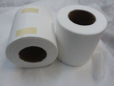 "20 micron Coolant filter paper roll 30/"" x 50 yds fits Unison Gravity Filters"