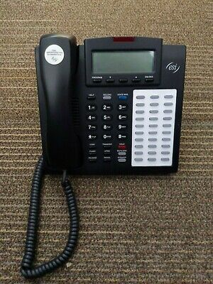 ESI-Dex 48-Key H DFP  Digital Telephone Phone Black With Stand  Selling 1 To 10