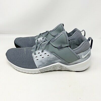 New NIKE FREE METCON 2 Cool Grey//Pure Platinum//Wolf Grey Shoes AQ8306-003 cr1